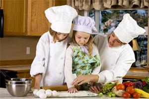 子どもの台所
