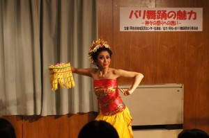 161113 バリ舞踊3
