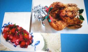 クリスマス料理2種s